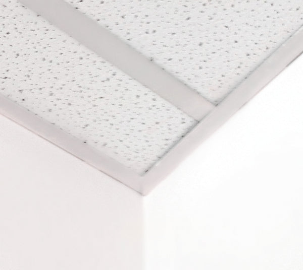 Ceiling Grid RAL9010 Angle Trim - 10397