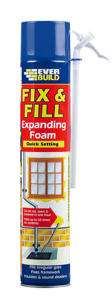 Foam Expanding Hand Held 750ml - FEHH750MLBS