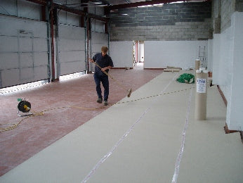 Floor Fleece Protective Covering 1m x 50m - MP25FLP