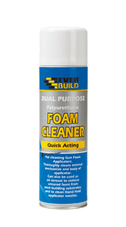 Foam Gun Cleaner All Purpose 500ml - FCAPSCH