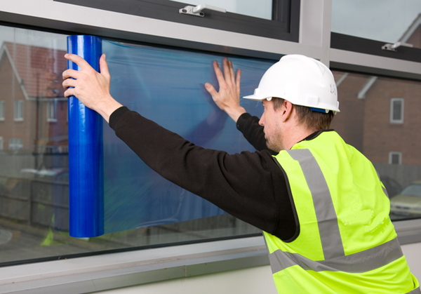 Window Protection 600 x 100m - MP11BLU