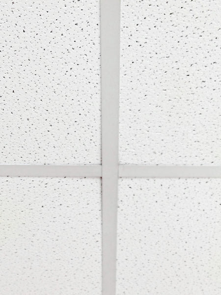 Ceiling Grid T24 White Cross Tees 1.2m - 30226