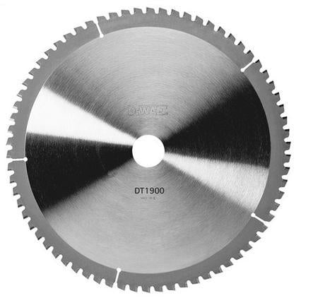 "Blade 14"" Chopsaw Metal Cutting 30mm B x 70T - IRW10506843"