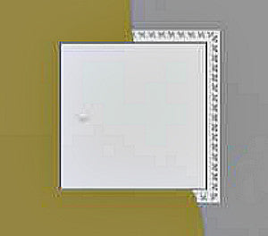 Access Panel - Standard/Economy - Flush Metal Door - Beaded Frame - 600mm x 600mm