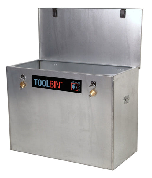 Toolbin, Galvanised Storage box 1165 × 560 × 860mm - GB3