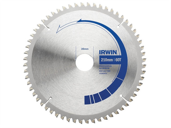 "Blade 8.5"" Mitre Saw (for aluminium - 60teeth) - B8.5INMSA60TAD"