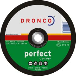 "Disc Cutting 9"" 22mm Stone - DC9INS22MMTOAD"