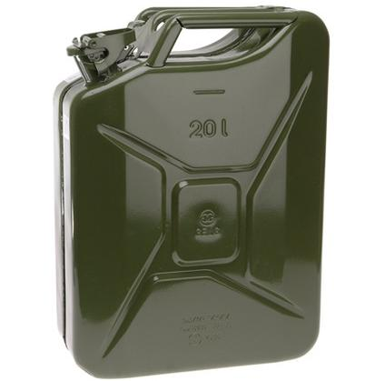 Jerry Can 20L Metal - JC20LMGP