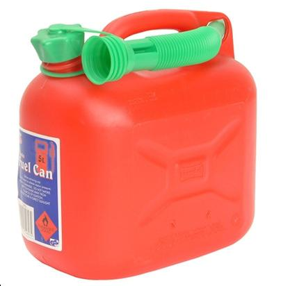 Jerry Can Plastic 5L - JCP5L