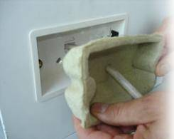 Fire Socket Insert Single - FSIS