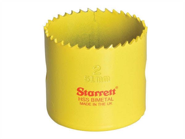Holesaw 64mm Bi-Metal Starret - STRHS64