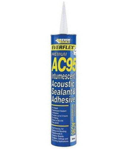 Sealant Fire Rated Acrylic & Acoustic 900ml - SFRA900MBS