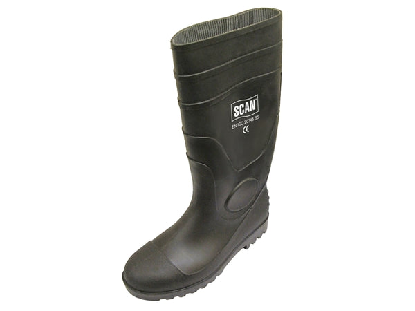 Boot Wellington Safety Size 8 - BTWSS8