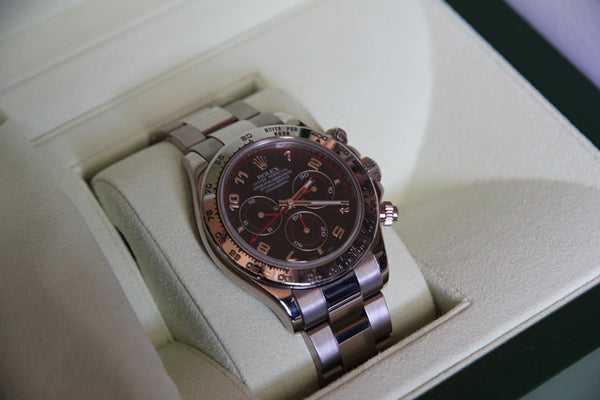 Rolex Daytona White Gold 116509