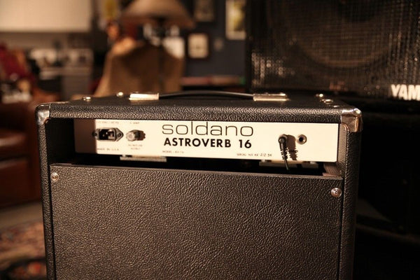 SOLD Soldano Astroverb 2x12 Combo Amp