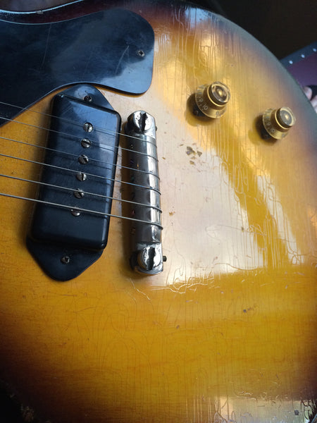 SOLD - 1956 Gibson Les Paul Jr