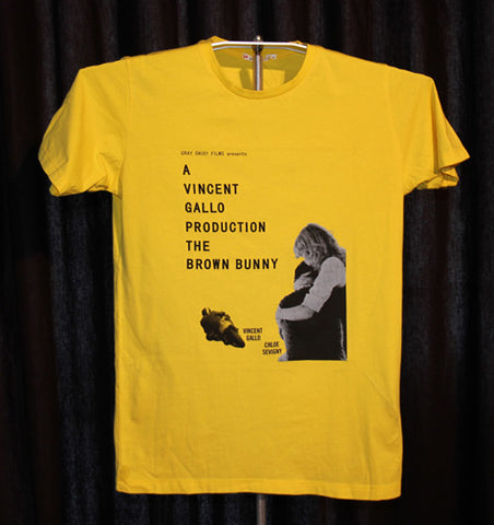 Vincent Gallo Brown Bunny T-Shirt