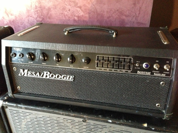 Mesa Boogie Buster Bass 200 Amplifier