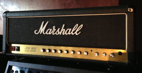 Marshall JCM800 2 Channel with Reverb 100W 2210