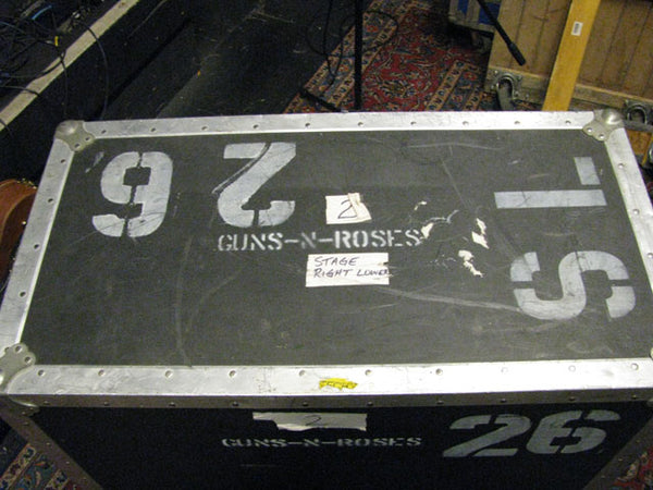 Guns 'N Roses Flight Case 4x12