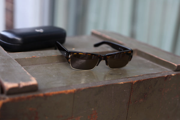 Dita Merc Limited Dark Tortoise Sunglasses