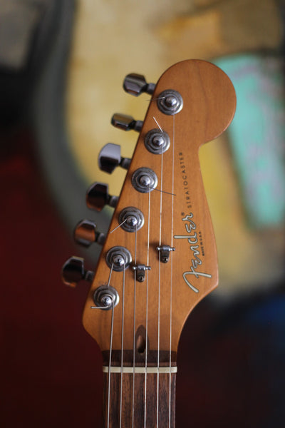 SOLD - 1996 Fender Stratocaster - 50th Anniversary