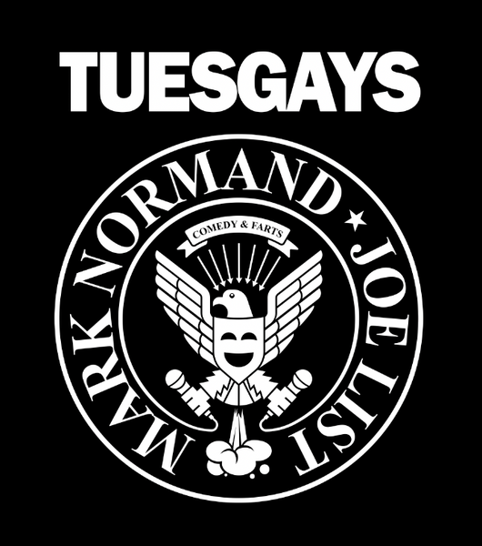 Tuesdays With Stories TUESGAYS NYC T-Shirt
