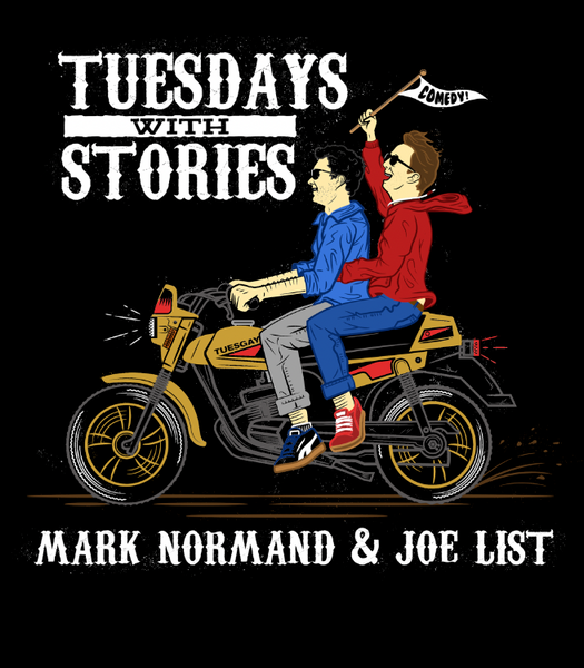 Tuesdays With Stories Hog T-Shirt