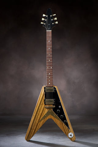 "Echopark Striped Korina ""Albert '58"" Flying V Case Study"