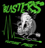 "Limited Edition - The Blasters ""Flatline Phil"" T-Shirt"