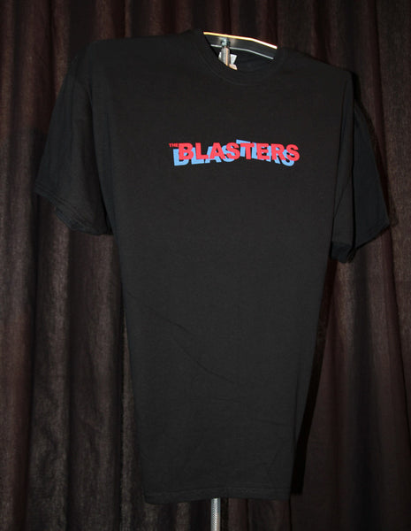 The Blasters / Phil Alvin / X / 2013 Benefit Show T-Shirt