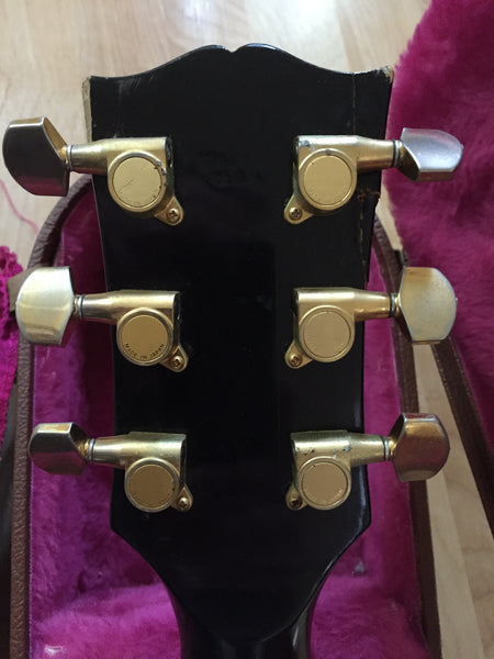 SOLD - 1971 Les Paul Custom Black Beauty / Porno for Pyros / Jane's Addiction