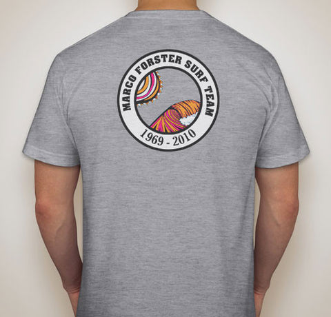 Marco Forster Surf Team T-Shirt