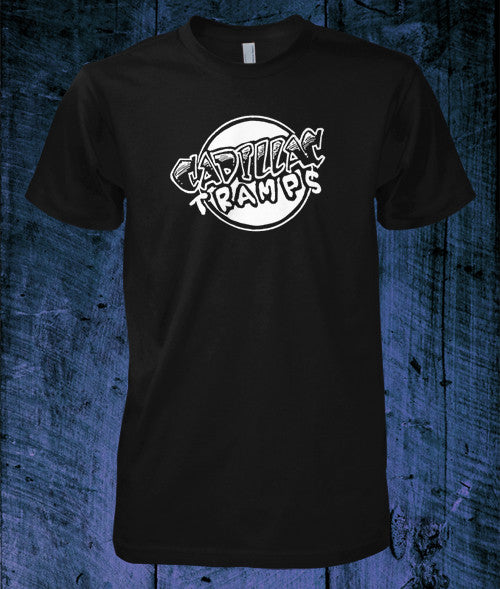 Cadillac Tramps Black T-Shirt