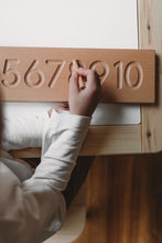 Load image into Gallery viewer, Wooden Number Tracing Board - Montessori Learning Resource