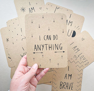 Affirmation Flashcards