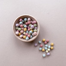 Load image into Gallery viewer, Mini Felt Balls - Pastel Rainbow