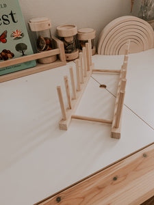Wooden Board Stands
