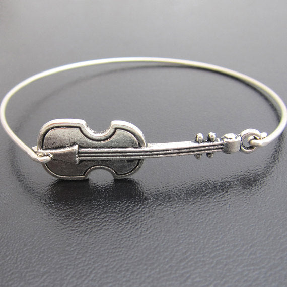 Violin Bracelet Country Music Jewelry Gift for Friends YP2430 - Stuff Mart Canada