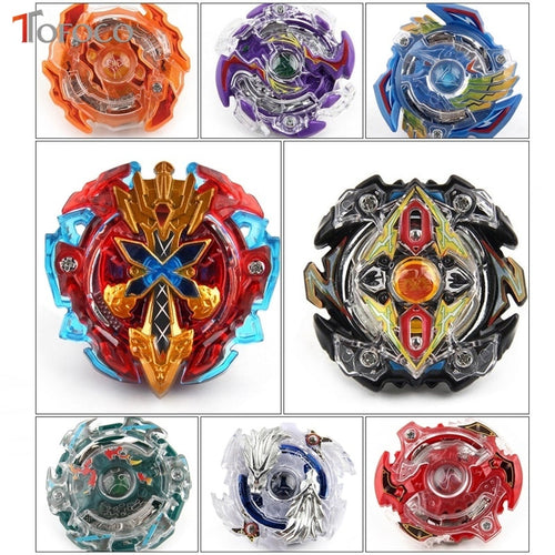 TOFOCO 8 Style Beyblades Burst Toys Arena Sale Toupie Beyblade Metal Fusion Avec Lanceur God Spinning Top Bey Blade Blades Toy