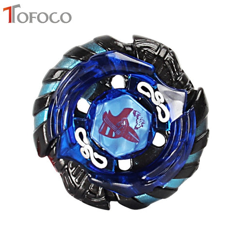 TOFOCO Blue Mercury Toupie Beyblade Burst For Sale Metal Fusion Beyblade Spinning Top 4D Launcher Set Kids Game Toys Xmas Gift