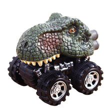 Load image into Gallery viewer, Children's Day Gift Toy Dinosaur Model Mini Toy Car Back Of The Car Gift - Stuff Mart Canada