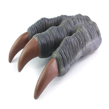 Load image into Gallery viewer, Dinosaur Claw Model Simulation Soft Dinosaur Claw Puppet Toy Interactive Glove - Stuff Mart Canada