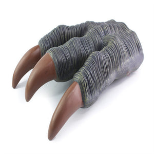 Dinosaur Claw Model Simulation Soft Dinosaur Claw Puppet Toy Interactive Glove - Stuff Mart Canada