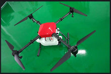 Load image into Gallery viewer, YRX410 10L / 10KG quadcopter umbrella folding intelligent autonomous operation waterproof Agricultural Drone RTF version