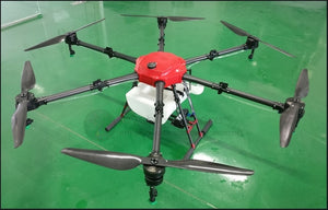 YRX616 16KG hexacopter umbrella folding intelligent autonomous operation 16L waterproof Agricultural Drone RTF version
