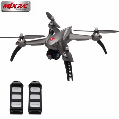 Professional Camera Drone MJX B5W 5W RC Drone 5G WiFi FPV 1080P Camera/Waypoints/Point Of Interest/Altitude Hold/One Key Follow