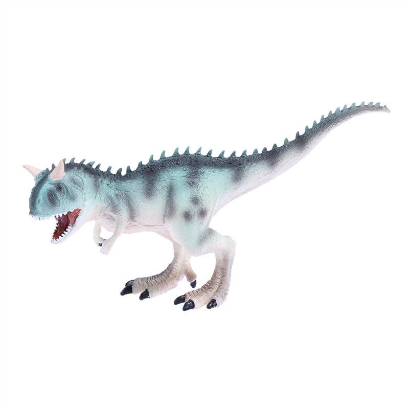 Realistic Dinosaur Model Plastic Carnotaurus Animal Figure Toys for Kids Children (JZD005) - Stuff Mart Canada