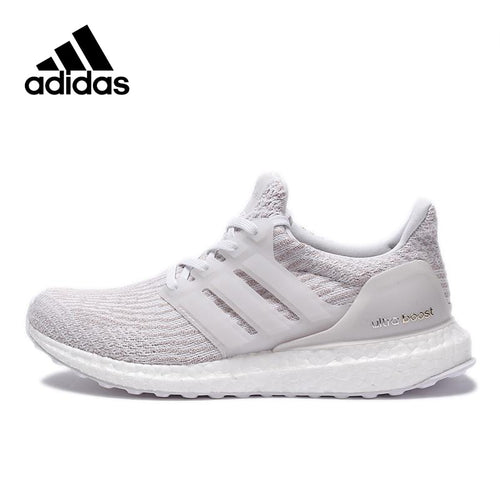 Original Official Adidas Lifestyle Ultra Boost Women's Breathable Running Shoes Sneakers Athletic Brand Sneakers Outdoor S80687