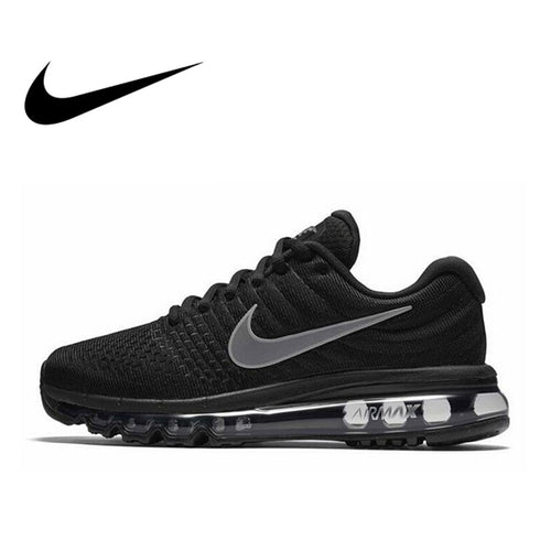 Original Authentic Nike Air Max 17 Breathable Women's Running Shoes Sports outdoor Sneakers Comfortable Walking jogging 849560